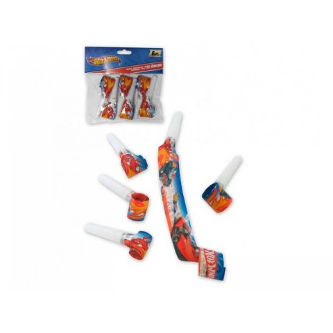 PACK 4 MATASUEGRAS 4X35 CM HOT WHEELS