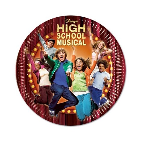 Platos High School Musical 18cm