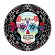 "Platos ""Day of the Dead"" 18 Uds 22 cm"