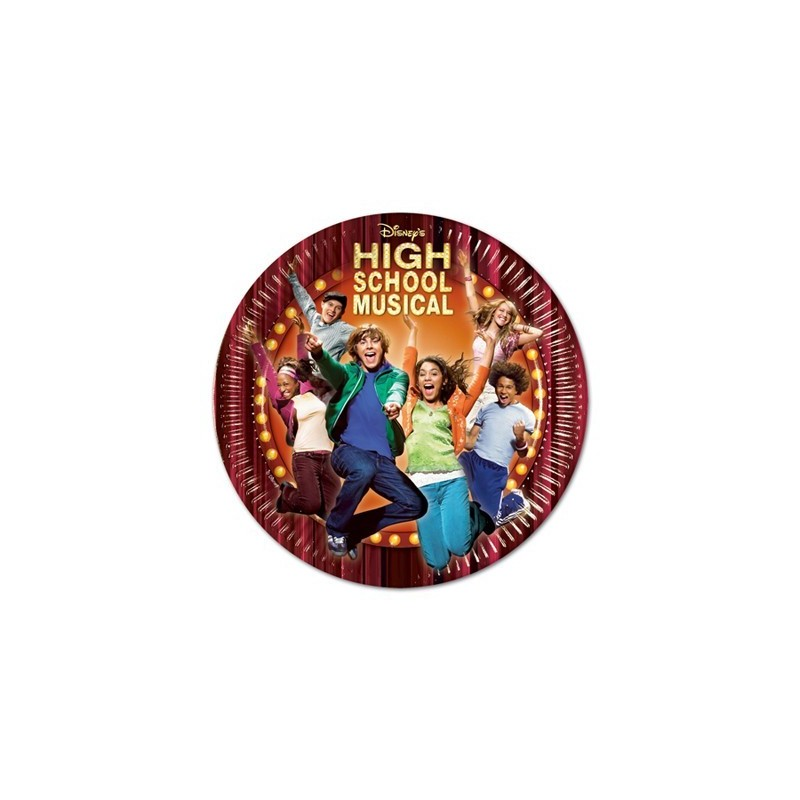 Platos High School Musical 23cm