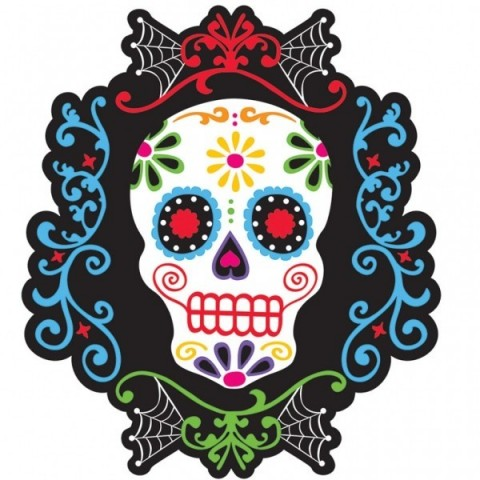 Silueta Day of the Dead