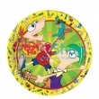 10 PLATOS PHINEAS AND FERB  23 cm