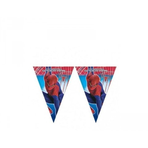 Banderin Spiderman